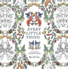 Every Little Thing: A Flat Vernacular Coloring Book by Cosell Turner, Payton (November 3, 2015) Paperback - Payton Cosell Turner