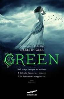 Green (Trilogia delle gemme, #3) - Kerstin Gier, Alessandra Petrelli