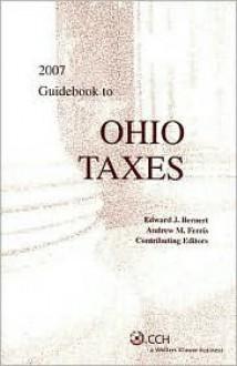 Guidebook to Ohio Taxes - Edward J. Bernert