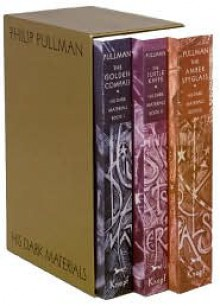 His Dark Materials Trade Paper Boxed Set: The Golden Compass, The Subtle Knife, The Amber Spyglass (His Dark Materials, #1-3) - Philip Pullman