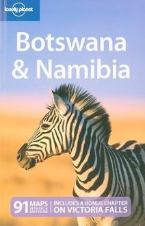 Botswana and Namibia - Matthew Firestone, Lonely Planet