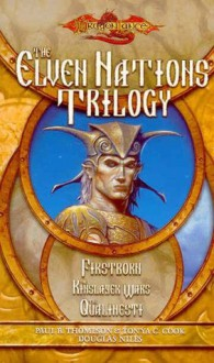 The Elven Nations Trilogy - Douglas Niles, Tonya C. Cook, Paul B. Thompson