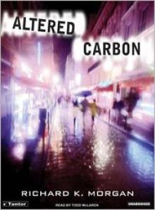 Altered Carbon - Richard K. Morgan, Todd McLaren