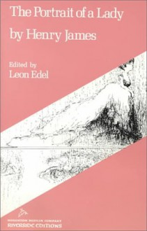 Portrait of a Lady Riverside Edition - Henry James