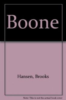 Boone - Brooks Hansen