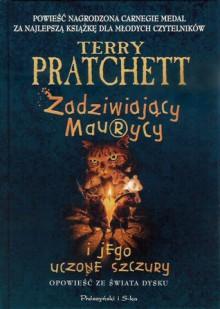 Zadziwiający Maurycy i jego uczone szczury - Terry Pratchett, Dorota Malinowska-Grupińska