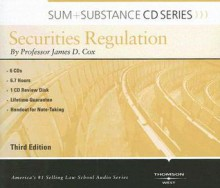 Sum & Substance Audio on Securities Regulation with Summary Supplement (CD) - James D. Cox