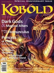 Kobold Quarterly issue #5 - Wolfgang Bauer