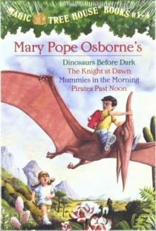 Magic Tree House: #1-4 - Mary Pope Osborne, Sal Murdocca