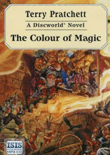 The Colour of Magic - Terry Pratchett, Nigel Planer