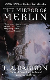 The Mirror of Merlin (The Lost Years of Merlin, #4) - Viking Childrens Books