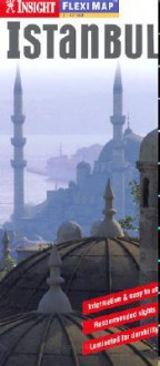 Istanbul Insight Fleximap - Insight Guides, Insight Guides