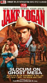 Slocum on Ghost Mesa - Jake Logan