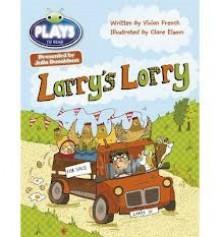 Julia Donaldson Plays Larry's Lorry (Green) - Vivian French