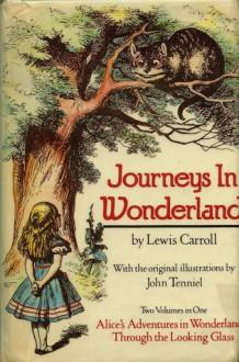 Journeys In Wonderland In 1 - Lewis Carroll