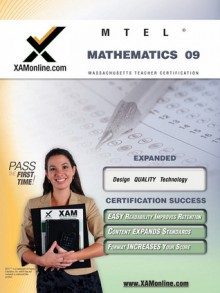 MTEL Mathematics 09 Teacher Certification Test Prep Study Guide - Xamonline