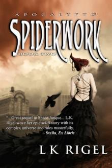 Spiderwork (Apocalypto 2) - L.K. Rigel