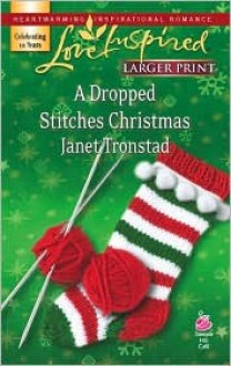 A Dropped Stitches Christmas - Janet Tronstad