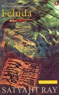 The Complete Adventures of Feluda, Vol. 2 - Satyajit Ray, Gopa Majumdar