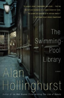 The Swimming-Pool Library - Diana Klein,Alan Hollinghurst