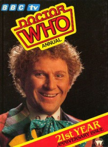 Doctor Who Annual 21st Year Anniversary Issue - Brenda Aspley, Mel Powell