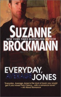 Everyday, Average Jones - Suzanne Brockmann