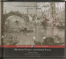 Death In Venice And Other Tales - Thomas Mann, Joachim Neugroschel, Paul Hecht