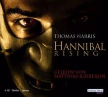 Hannibal Rising - Thomas Harris, Matthias Koeberlin