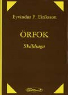 Örfólk - Eyvindur P. Eiríksson