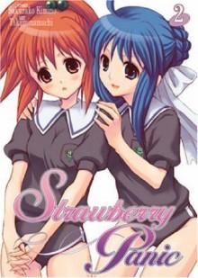 Strawberry Panic, Vol. 02 - Sakurako Kimino, Takuminamuchi