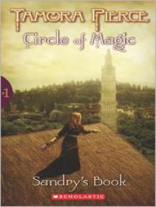 Sandry's Book - Tamora Pierce