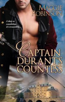 Captain Durant's Countess - Maggie Robinson