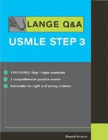 USMLE Step 3 - Donald A. Briscoe