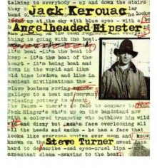 Jack Kerouac: Angelheaded Hipster - Steve Turner