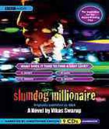 Slumdog Millionaire - Vikas Swarup, Christopher Simpson