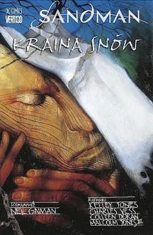 Sandman: Kraina Snów - Malcolm Jones III, Kelley Jones, Colleen Doran, Neil Gaiman