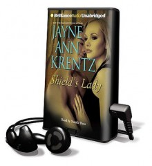 Shield's Lady [With Earbuds] (Other Format) - Jayne Ann Krentz, Natalie Ross