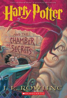 Harry Potter and the Chamber of Secrets - J.K. Rowling,Mary GrandPré