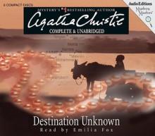 Destination Unknown - Emilia Fox, Agatha Christie