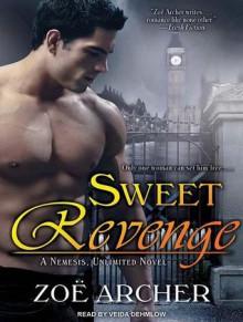 Sweet Revenge - Zoe Archer, Veida Dehmlow
