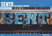 Sento: The Fantastic Partners (On The Run Books) - Alain Mariduena, On the Run Books