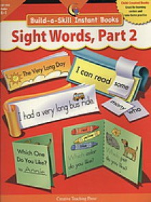 Sight Words Part 2 - Rozanne Lanczak Williams, Jenny Campbell, Darcy Tom
