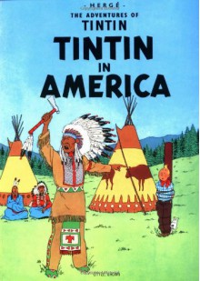 Tintin in America - Hergé