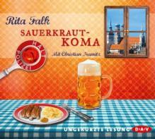 Sauerkrautkoma: Ungekürzte Lesung mit Christian Tramitz (6 CDs) - Rita Falk