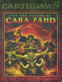 The Ork Nation Of Cara Fahd - Jennifer Brandes, Louis J. Prosperi, Chris Hepler