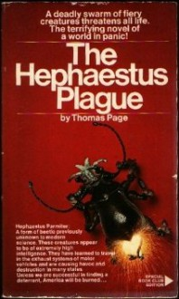 The Hephaestus Plague - Thomas Page