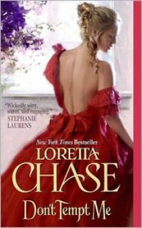 Don't Tempt Me - Loretta Chase