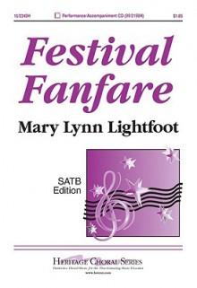 Festival Fanfare - Mary Lynn Lightfoot