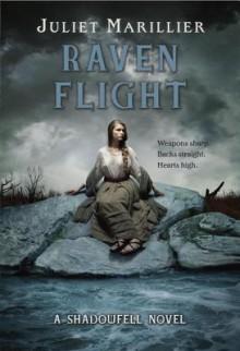 Raven Flight - Juliet Marillier