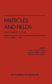 Particles and Fields: Eighth Mexican School: Oaxaca de Juarez, Mexico, November 20-28, 1998 - J. C. D'Olivo